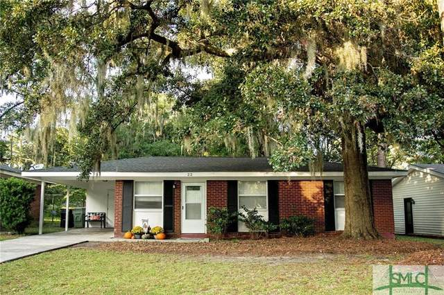 22 Sherwood Road, Savannah, GA 31406 (MLS #260042) :: McIntosh Realty Team