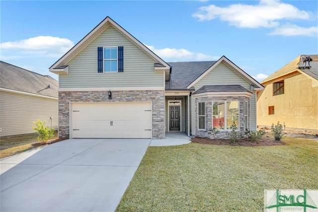 108 Annie Drive, Guyton, GA 31312 (MLS #260043) :: Coldwell Banker Access Realty