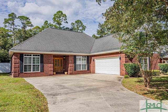 118 Myrtlewood Drive, Guyton, GA 31312 (MLS #260045) :: Bocook Realty