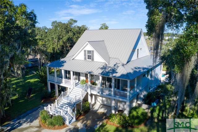 14 Morningside Drive, Savannah, GA 31410 (MLS #260049) :: Coastal Savannah Homes