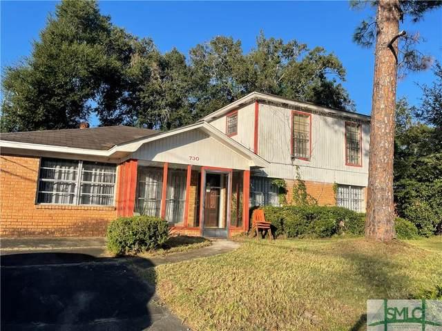 730 Atlanta Street, Savannah, GA 31405 (MLS #260051) :: Keller Williams Coastal Area Partners