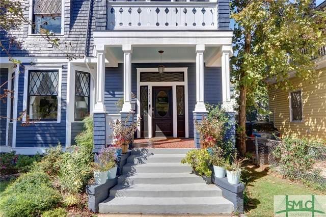 2311 Barnard Street, Savannah, GA 31401 (MLS #260053) :: Coastal Savannah Homes