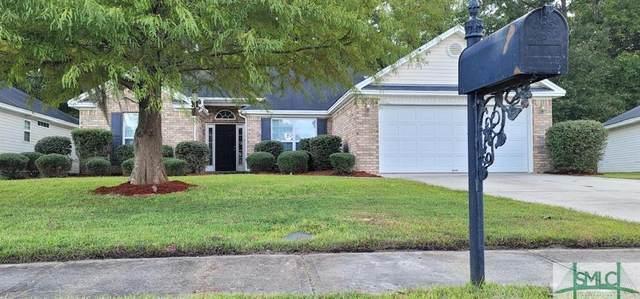 144 Aquinnah Drive, Pooler, GA 31322 (MLS #260056) :: The Arlow Real Estate Group