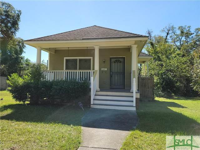913 W 40th Street, Savannah, GA 31415 (MLS #260058) :: Teresa Cowart Team