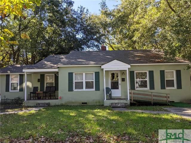 1321 E 54th Street, Savannah, GA 31404 (MLS #260064) :: The Sheila Doney Team