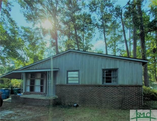 105 Fifteenth Street, Rincon, GA 31326 (MLS #260067) :: Coastal Savannah Homes