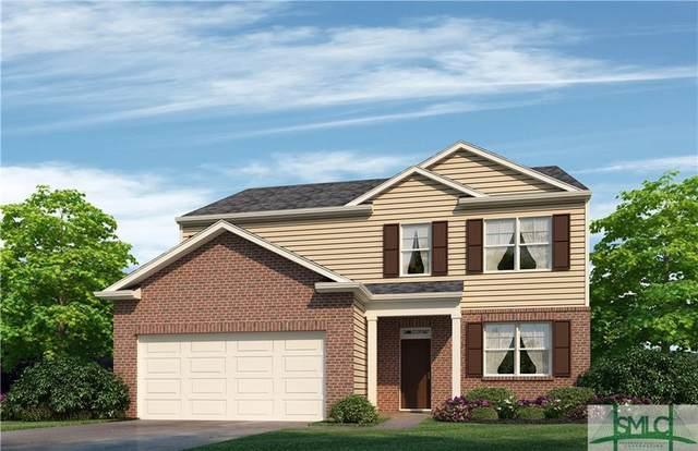 228 Cold Creek Loop, Port Wentworth, GA 31407 (MLS #260073) :: The Arlow Real Estate Group