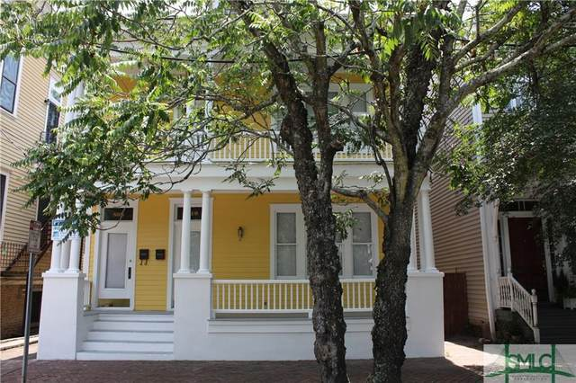 808 Barnard Street, Savannah, GA 31401 (MLS #260077) :: Coastal Savannah Homes