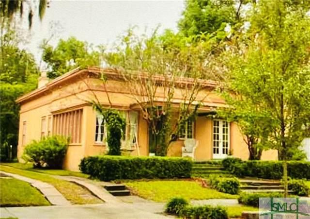 1125 E 49th Street, Savannah, GA 31404 (MLS #260080) :: The Arlow Real Estate Group