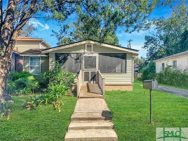 1524 Chester Street, Savannah, GA 31415 (MLS #260086) :: The Arlow Real Estate Group