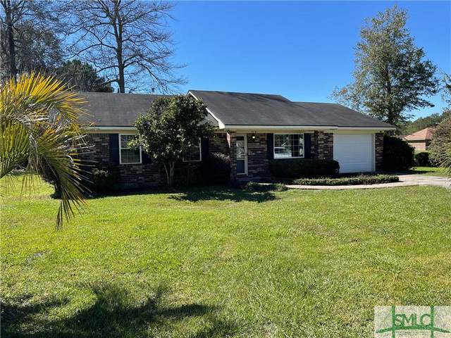 718 Olive Street, Hinesville, GA 31313 (MLS #260088) :: Cindy's Realty Group