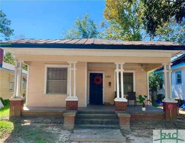 1121 SE 36th Street, Savannah, GA 31404 (MLS #260093) :: The Arlow Real Estate Group