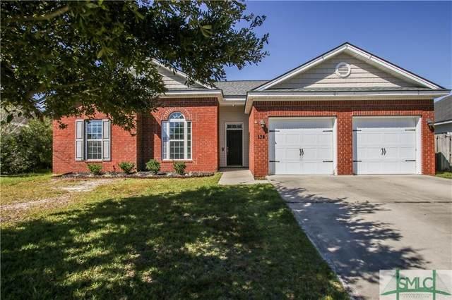 134 Willow Point Circle, Savannah, GA 31409 (MLS #260098) :: The Allen Real Estate Group