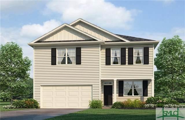 104 Charles Lane, Pooler, GA 31322 (MLS #260102) :: Keller Williams Realty Coastal Area Partners