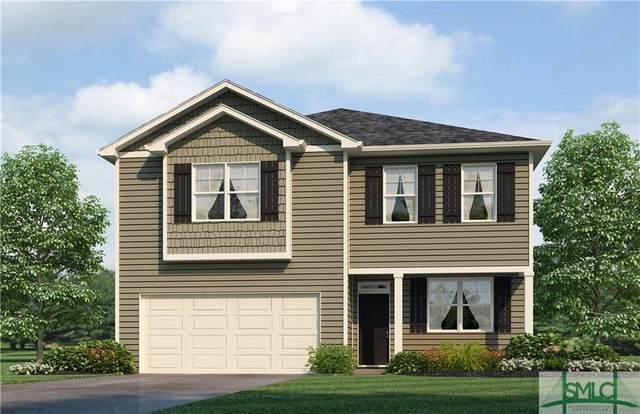 108 Charles Lane, Pooler, GA 31322 (MLS #260104) :: Keller Williams Realty Coastal Area Partners