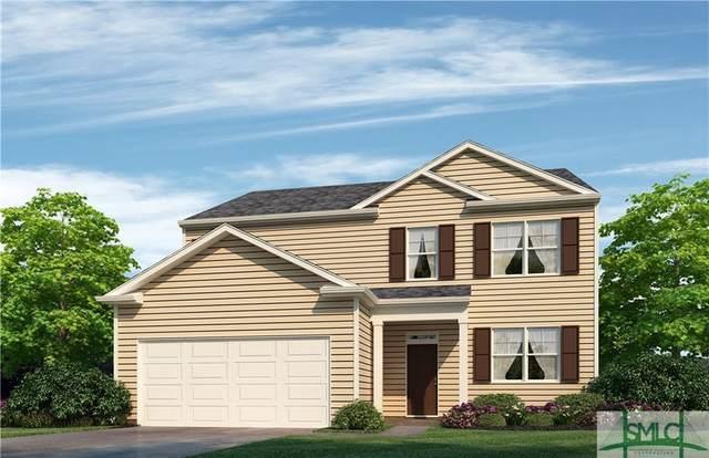 19 Daffodil Drive, Savannah, GA 31302 (MLS #260106) :: Coastal Savannah Homes