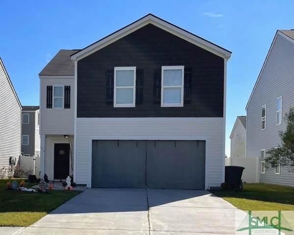 236 Bender Street, Hinesville, GA 31313 (MLS #260112) :: Keller Williams Coastal Area Partners