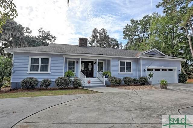 105 E Point Drive, Savannah, GA 31410 (MLS #260122) :: McIntosh Realty Team