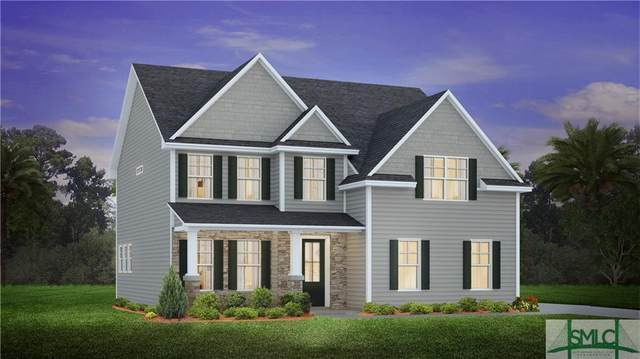 128 Ramsey Way, Rincon, GA 31326 (MLS #260124) :: The Arlow Real Estate Group
