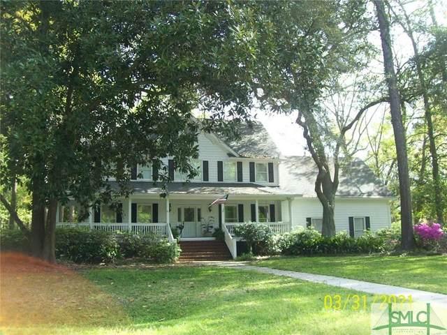 6 Kuck Lane, Savannah, GA 31406 (MLS #260133) :: Keller Williams Realty Coastal Area Partners