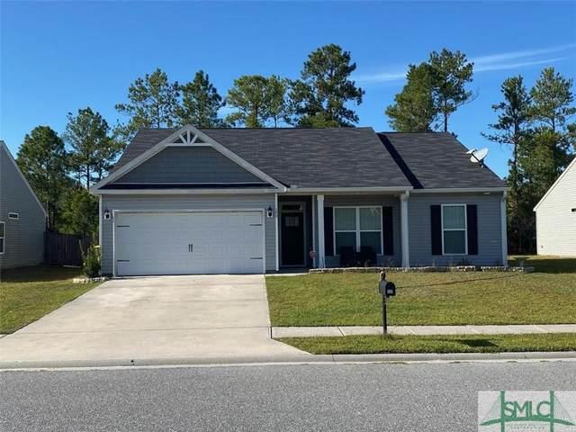 180 Willow Drive, Guyton, GA 31312 (MLS #260135) :: Keller Williams Coastal Area Partners
