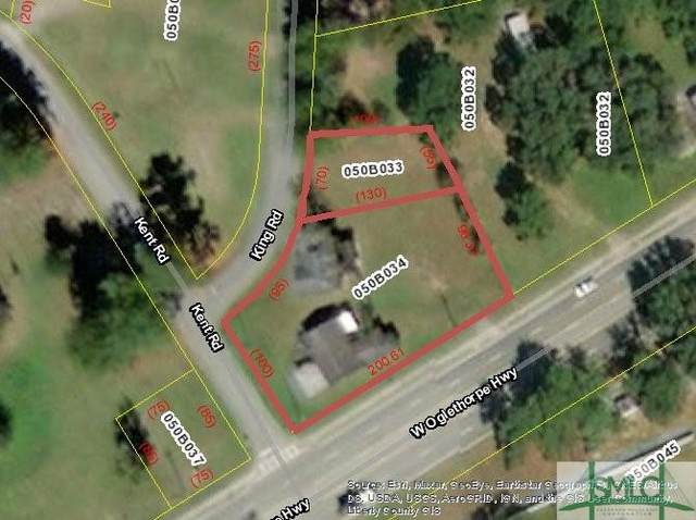 4821 Oglethorpe Highway, Hinesville, GA 31313 (MLS #260138) :: eXp Realty