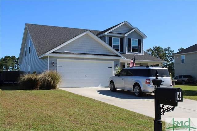 4 Broken Bit Road, Ellabell, GA 31308 (MLS #260141) :: Keller Williams Coastal Area Partners