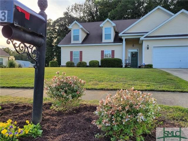 3 N Boulder Cove, Savannah, GA 31419 (MLS #260149) :: The Arlow Real Estate Group