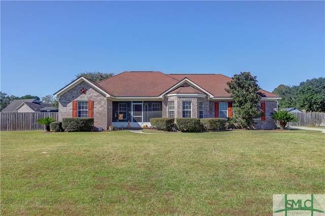 217 Wild Rose Drive, Guyton, GA 31312 (MLS #260155) :: Bocook Realty