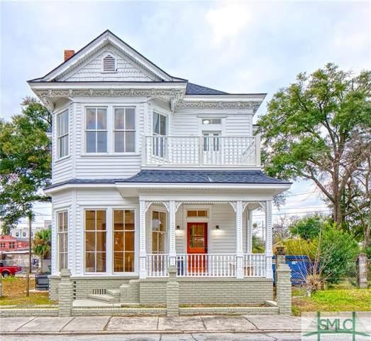 115 W 42nd Street, Savannah, GA 31401 (MLS #260159) :: McIntosh Realty Team
