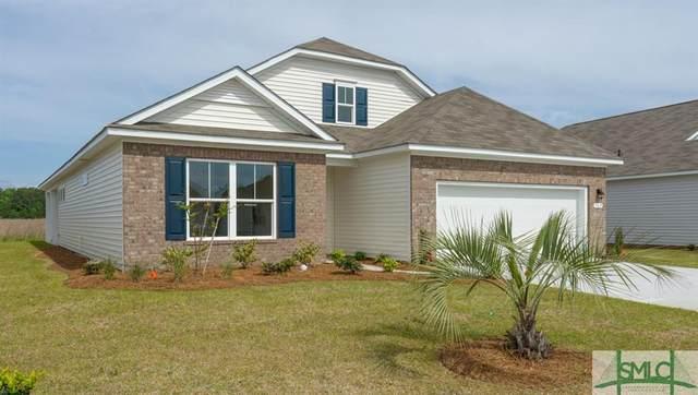 130 Oldwood Drive, Pooler, GA 31322 (MLS #260162) :: eXp Realty