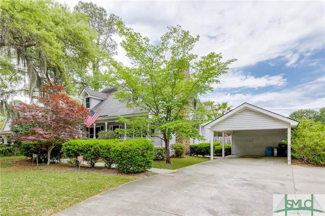 8847 Ferguson Avenue, Savannah, GA 31406 (MLS #260169) :: Keller Williams Realty Coastal Area Partners