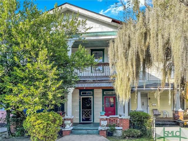 620 W 36th Street, Savannah, GA 31415 (MLS #260182) :: The Sheila Doney Team