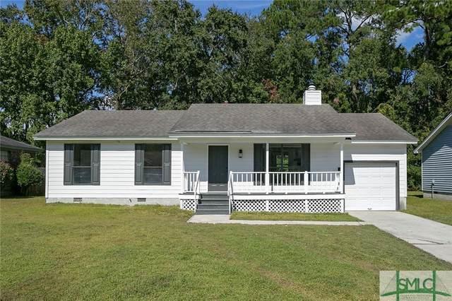 110 Wimbledon Drive, Savannah, GA 31419 (MLS #260183) :: Bocook Realty