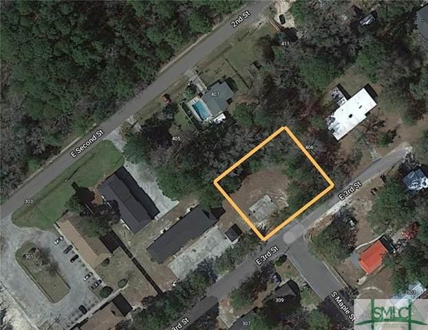 0 E Third Street, Springfield, GA 31329 (MLS #260199) :: Keller Williams Coastal Area Partners