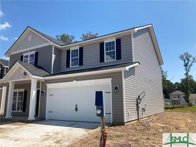 17 Swallow Tail Circle, Savannah, GA 31405 (MLS #260207) :: Keller Williams Coastal Area Partners