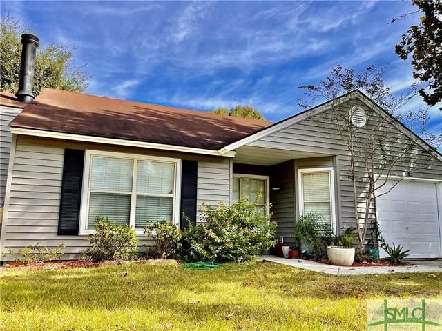 104 Peachtree Drive, Savannah, GA 31419 (MLS #260212) :: Teresa Cowart Team