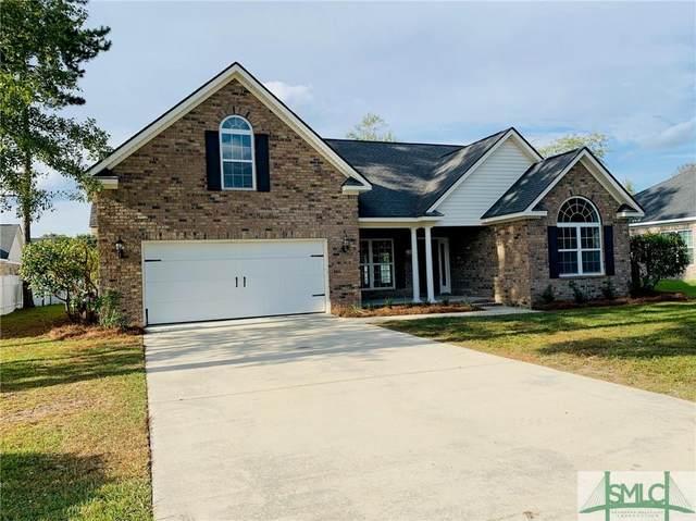 208 Market Street, Rincon, GA 31326 (MLS #260213) :: The Arlow Real Estate Group
