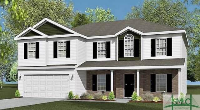 115 Guana Lane, Bloomingdale, GA 31302 (MLS #260216) :: Teresa Cowart Team
