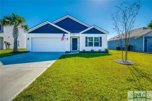 5 Gardenia Drive, Savannah, GA 31407 (MLS #260222) :: Teresa Cowart Team