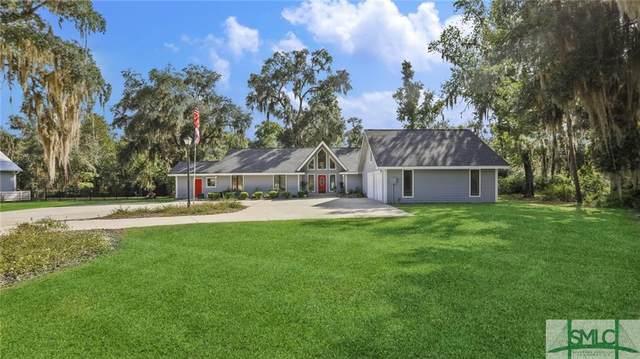 198 Dutchmans Cove Road, Midway, GA 31320 (MLS #260226) :: Keller Williams Realty Coastal Area Partners