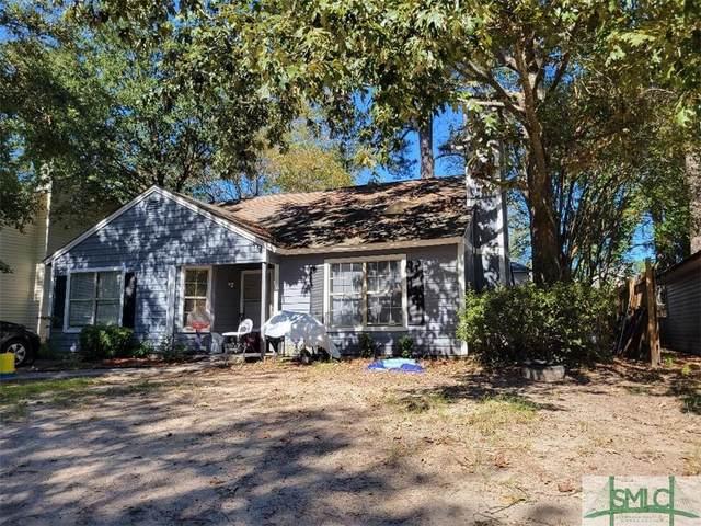 106 Morekis Drive, Savannah, GA 31406 (MLS #260227) :: McIntosh Realty Team