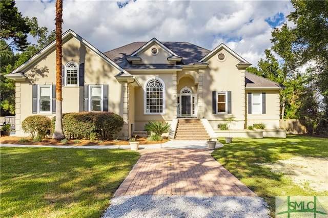 16 Shore Road, Savannah, GA 31419 (MLS #260263) :: Liza DiMarco