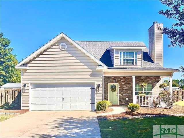 18 Sagefield Drive, Ellabell, GA 31308 (MLS #260284) :: Statesboro Real Estate