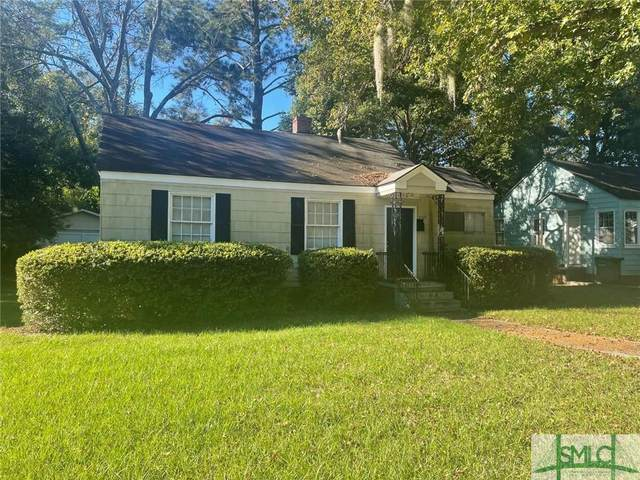 2309 E 42nd Street, Savannah, GA 31404 (MLS #260292) :: The Sheila Doney Team