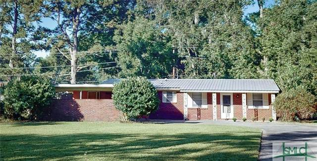 12603 Golf Club Drive, Savannah, GA 31419 (MLS #260294) :: Heather Murphy Real Estate Group