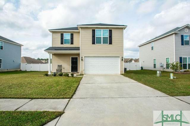 33 Rhett Lane, Richmond Hill, GA 31324 (MLS #260306) :: Keller Williams Coastal Area Partners
