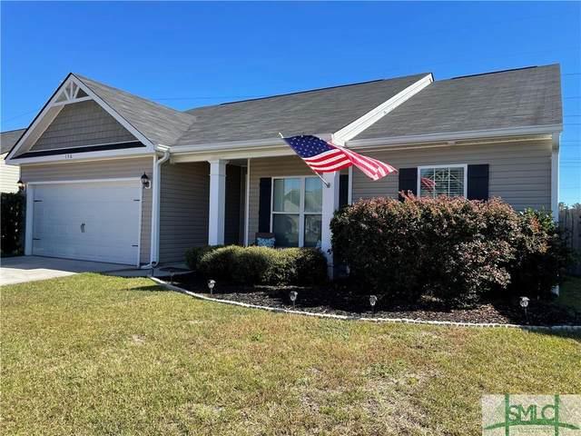 156 Whirlwind Way, Guyton, GA 31312 (MLS #260316) :: Heather Murphy Real Estate Group