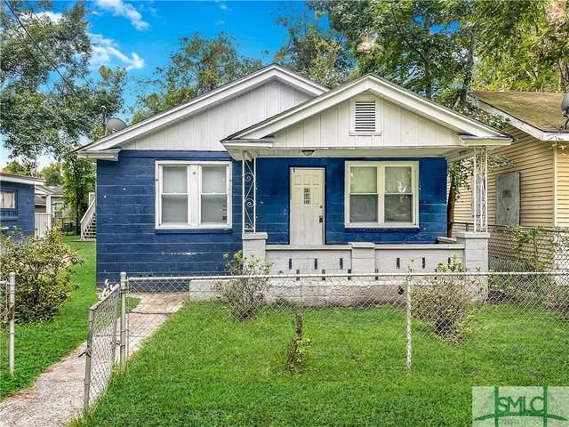 1417 Golden Street, Savannah, GA 31415 (MLS #260324) :: The Sheila Doney Team
