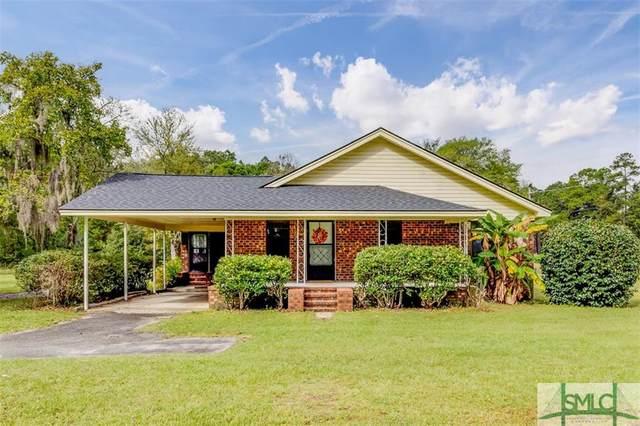 129 Conaway Road, Bloomingdale, GA 31302 (MLS #260345) :: Heather Murphy Real Estate Group